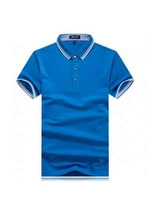 莫代尔珠地POLO衫T恤